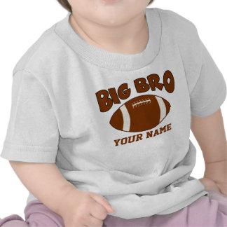 Camiseta personalizada fútbol de hermano mayor