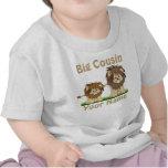 Camiseta personalizada león grande del primo