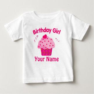 Camiseta personalizada magdalena del chica del playera