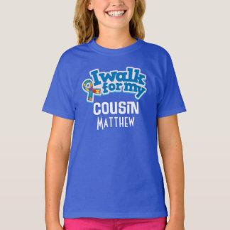 Camiseta personalizada primo de la cinta del