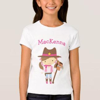 Camiseta personalizada vaquera remeras