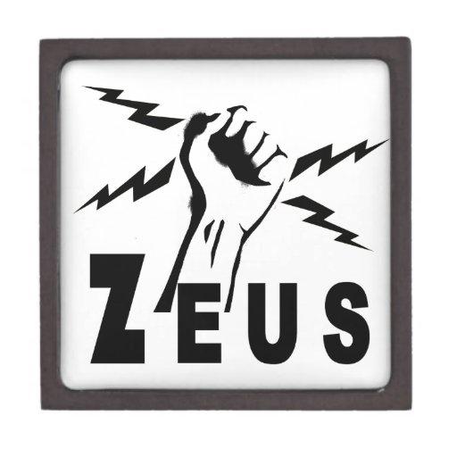 Camiseta .png de Zeus Cajas De Recuerdo De Calidad