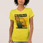 Camiseta: Podemos hacerla