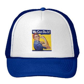 Camiseta: Podemos hacerla Gorras De Camionero