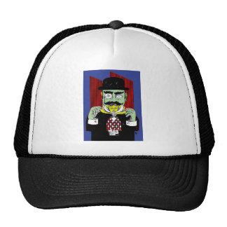 Camiseta Poirot Gorro De Camionero