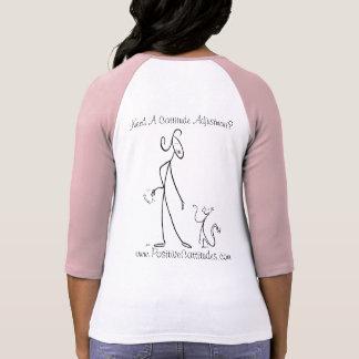 Camiseta positiva de Cattitudes