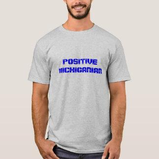 Camiseta POSITIVA de MICHIGANIAN