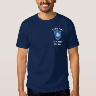 Camiseta postal Norte de Polo (personalizable)