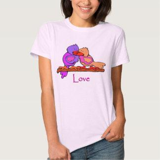 Camiseta preciosa de la muñeca de las señoras de camisas