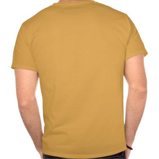 Camiseta prehistórica del rastro de Tejas del