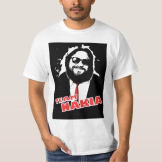 camiseta Presupuesto-valorada de Nakia Playera