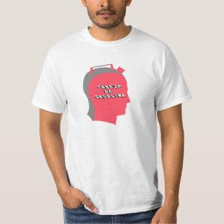 Camiseta principal de la gasolina polera