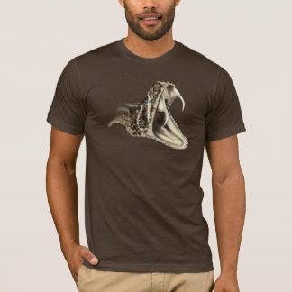 Camiseta principal de la serpiente de cascabel