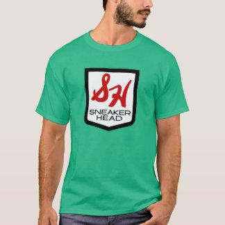 Camiseta principal de la zapatilla de deporte