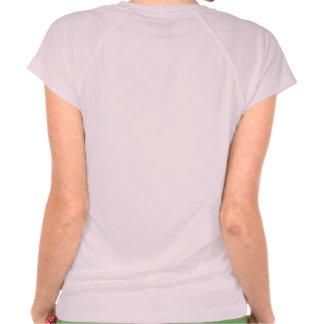 Camiseta profunda del fango