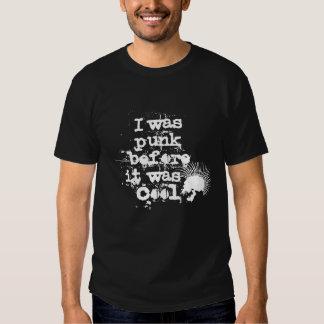 camiseta punky poleras