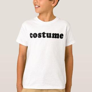 Camiseta que apenas dice el TRAJE Camisas