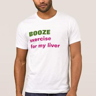 Camiseta que emborracha playera