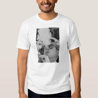 Camiseta que fuma de JFK Polera