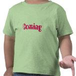 Camiseta que viene o que va