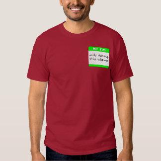 Camiseta que visita polera