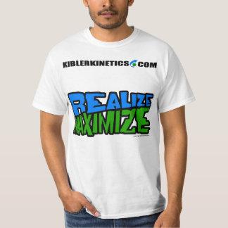 Camiseta R/M L blanco valor del LOGOTIPO del LLC