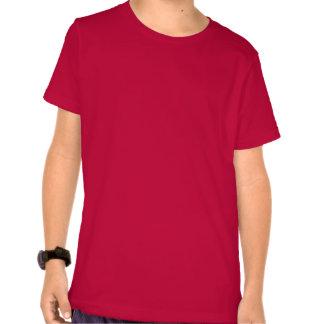 Camiseta radiactiva de la juventud