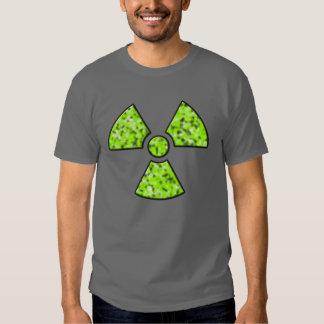Camiseta radiactiva polera