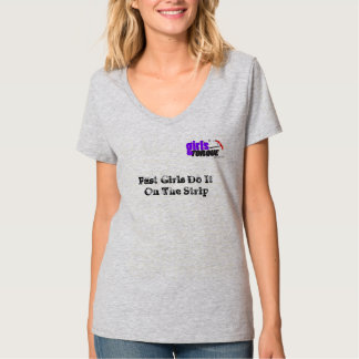 Camiseta rápida de los chicas