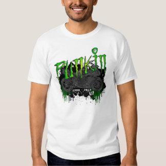 Camiseta rápida viva del Forever del RASGÓN de Camisas