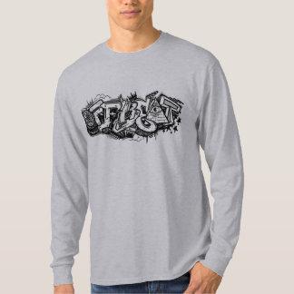 Camiseta rara