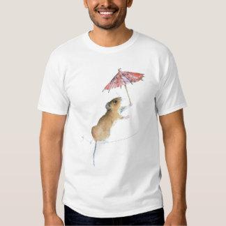 """Camiseta """"ratón del Cuerda-Baile """" Playeras"""