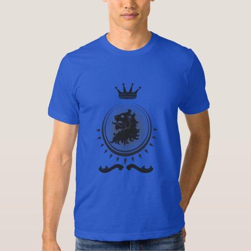 Camiseta real del león poleras