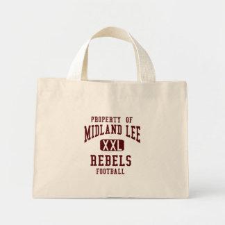 Camiseta rebelde de Midland Lee Bolsa Tela Pequeña