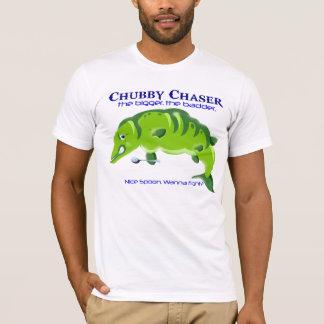 Camiseta rechoncha almizclada del cazador