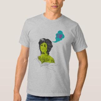 Camiseta recta de Outta Compton Playera