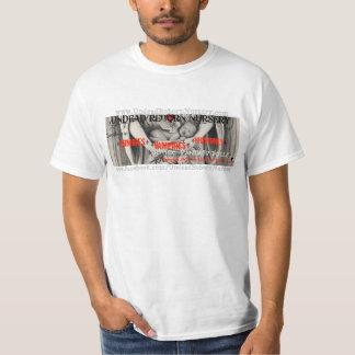 Camiseta renacida 2012 del LOGOTIPO del cuarto de