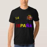 Camiseta República Española Polera