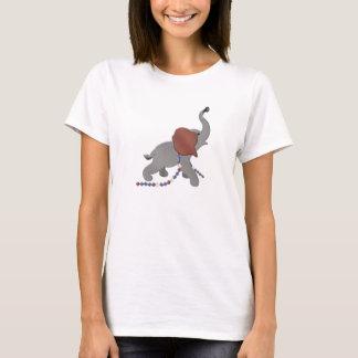 Camiseta republicana conservadora del elefante de