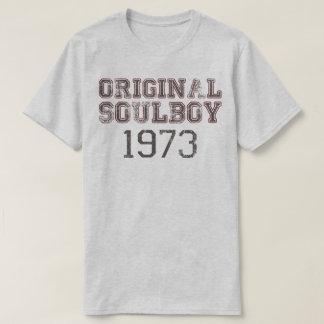 Camiseta retra 1973 de Soulboy del fan de música