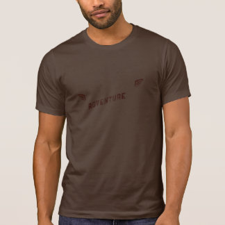 Camiseta retra calificada 2ridetheworld del atonta poleras