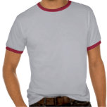 camiseta retra de 45 expedientes
