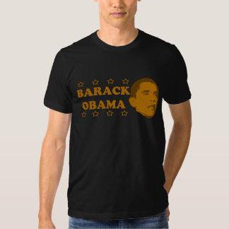Camiseta retra de Barack Obama Playera