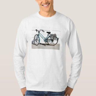 Camiseta retra de la bicicleta de Schwinn para Poleras