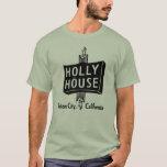 Camiseta retra de la casa del acebo