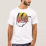 Camiseta retra de Miata