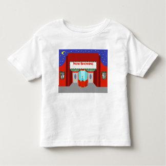 Camiseta retra del cine