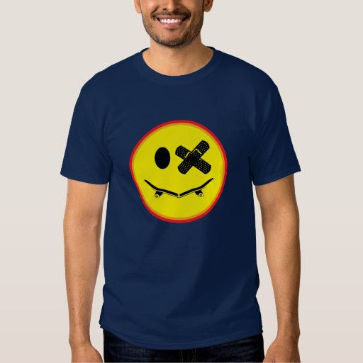 Camiseta retra del patín camisas
