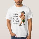 Camiseta retra del regalo del retiro del vintage d playeras
