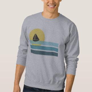 Camiseta retra del velero jersey